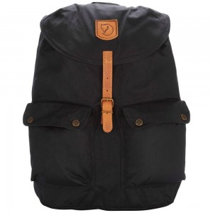 FJALLRAVEN Greenland - Sac à dos - Large noir Noir [ Promotion Black Friday Soldes ]