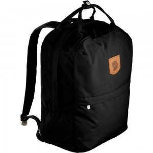 FJALLRAVEN Greenland Zip - Sac à dos - Large noir Noir [ Promotion Black Friday Soldes ]