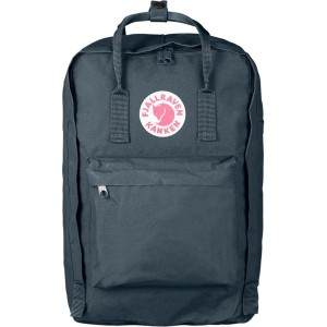 "FJALLRAVEN Kånken Laptop 17"" - Sac à dos - gris Gris [ Promotion Black Friday Soldes ]"