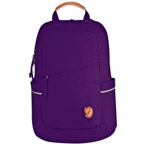 FJALLRAVEN Räven Mini - Sac à dos Enfant - violet Violet [ Promotion Black Friday Soldes ]