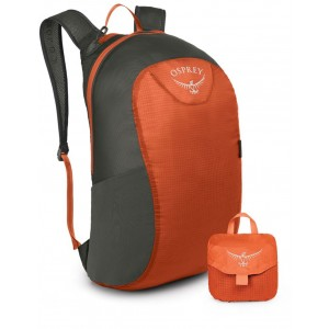 Osprey Sac à dos - Ultralight Stuff Pack Poppy Orange - 2017/18 [ Promotion Black Friday Soldes ]