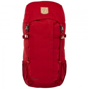 FJALLRAVEN Kaipak 28 - Sac à dos - rouge Rouge [ Promotion Black Friday Soldes ]