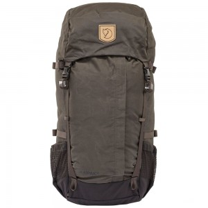 FJALLRAVEN Kaipak 38 - Sac à dos - gris Gris [ Promotion Black Friday Soldes ]
