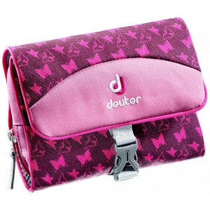 Deuter Trousse de Toilette - Wash Bag Kids Magenta Pas Cher