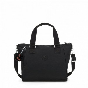 Kipling Sac à Main Medium Avec Bretelle Amovible True Black
