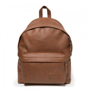 Eastpak Padded Pak'r® Brownie Leather | Pas Cher Jusqu'à 10% - 70%