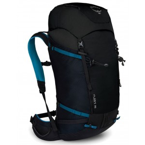 Osprey Sac d'alpinisme - homme - Mutant 38 Black Ice - 2018/19 [ Promotion Black Friday Soldes ]