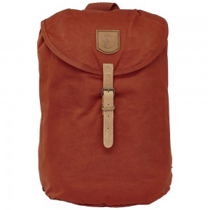FJALLRAVEN Greenland - Sac à dos - Small orange Orange [ Promotion Black Friday Soldes ]