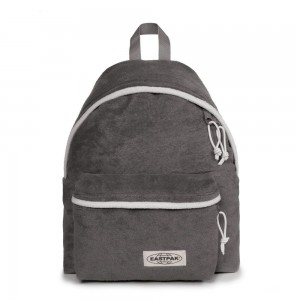 Eastpak Padded Pak'r® Grey Terry [ Promotion Black Friday Soldes ]