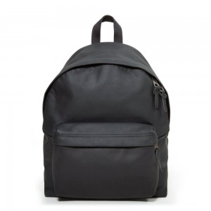 Eastpak Padded Pak'r® Black Ink Leather | Pas Cher Jusqu'à 10% - 70%