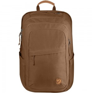 FJALLRAVEN Räven 28 - Sac à dos - marron Marron [ Promotion Black Friday Soldes ]