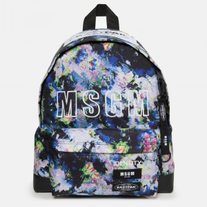 Eastpak M S G M Padded Flowers [ Promotion Black Friday Soldes ]