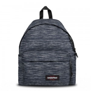 Eastpak Padded Pak'r® Knit Grey [ Promotion Black Friday Soldes ]