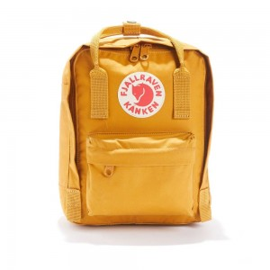 FJALLRAVEN Sac à dos KANKEN MINI 7L Ocre [ Promotion Black Friday Soldes ]