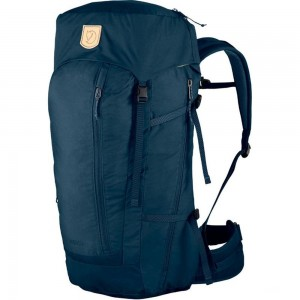 FJALLRAVEN Abisko Hike 35 - Sac à dos - bleu Bleu [ Promotion Black Friday Soldes ]