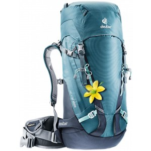 Deuter Sac à Dos d'Alpinisme - Femme - Guide 30+ SL Bleu Arctique/Navy [ Promotion Black Friday Soldes ]