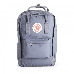 FJALLRAVEN Sac à dos KANKEN LAPTOP 18L, poche ordinateur 15'' Anthracite [ Promotion Black Friday Soldes ]
