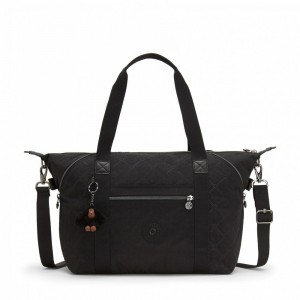 Kipling Grand sac à main avec sangles détachables Black US Emb
