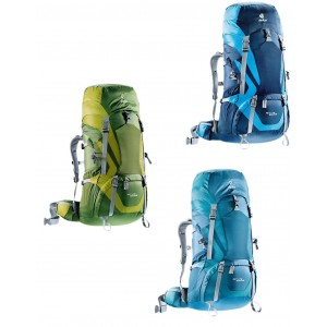 Deuter Sac à dos Trekking - Femme - ACT Lite 60+10 SL [ Promotion Black Friday Soldes ]