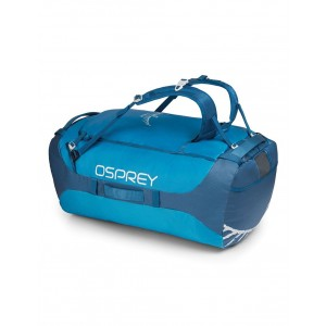 Osprey Sac duffel bag - Transporter 130 Kingfisher Blue - Marque [ Promotion Black Friday Soldes ]
