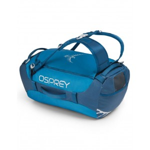 Osprey Sac Duffel - Transporter 40 Kingfisher Blue - Marque [ Promotion Black Friday Soldes ]