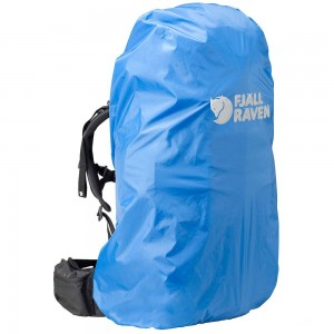 FJALLRAVEN Rain Cover - 60-75 l bleu Bleu [ Promotion Black Friday Soldes ]