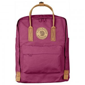 FJALLRAVEN Kånken No.2 - Sac à dos - rouge/violet Rouge [ Promotion Black Friday Soldes ]