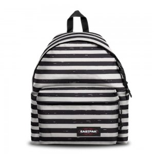 Eastpak Padded Pak'r® Stripe-it Black [ Promotion Black Friday Soldes ]