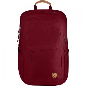 FJALLRAVEN Räven 28 - Sac à dos - rouge Rouge [ Promotion Black Friday Soldes ]
