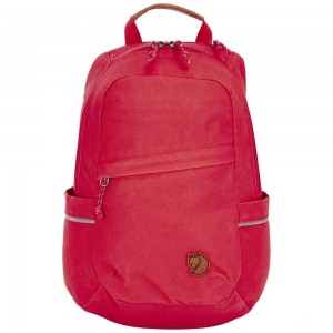 FJALLRAVEN Räven Mini - Sac à dos - rouge Rouge [ Promotion Black Friday Soldes ]