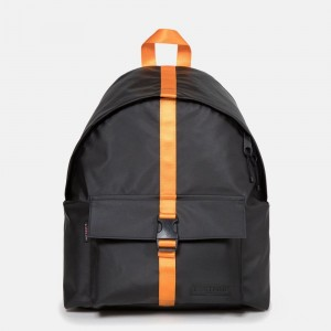 Eastpak Padded Pak'r® Webbed Black [ Promotion Black Friday Soldes ]