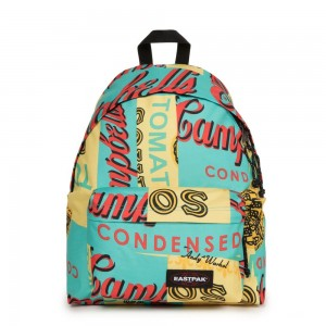 Eastpak Padded Pak'r® Andy Warhol Mint [ Promotion Black Friday Soldes ]