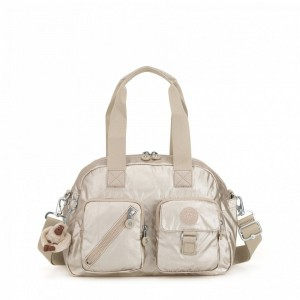 Kipling Medium shoulderbag (with removable shoulderstrap) Glmngldmtc